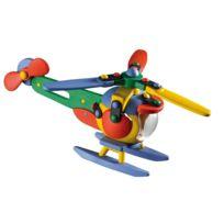 Mic O Mic - Maquette enfant Hélicoptère à assembler