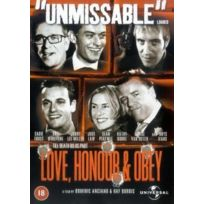 Uca - Love, Honour And Obey IMPORT Anglais, IMPORT Dvd - Edition simple
