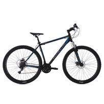 KS CYCLING - VTT semi-rigide 29'' Sharp noir-bleu TC 51 cm