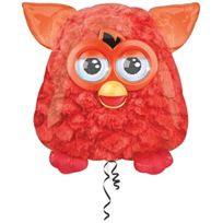 "Falksson - Ballon En Alu ""FURBY - Orange"" 63 Cm"