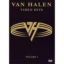 Warner Vision - Van Halen - Video Hits, volume 1