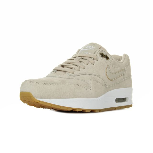 air max 1 beige suede