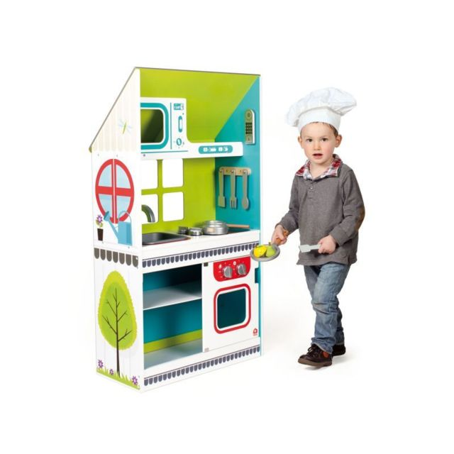 house of toys grande cuisine maisonnette pas cher