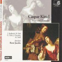 Harmonia Mundi - Kittel - Arien Und Kantaten - Cd
