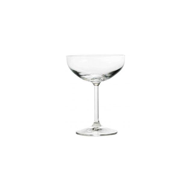 Guy Degrenne Lot de 6 coupes à Champagne