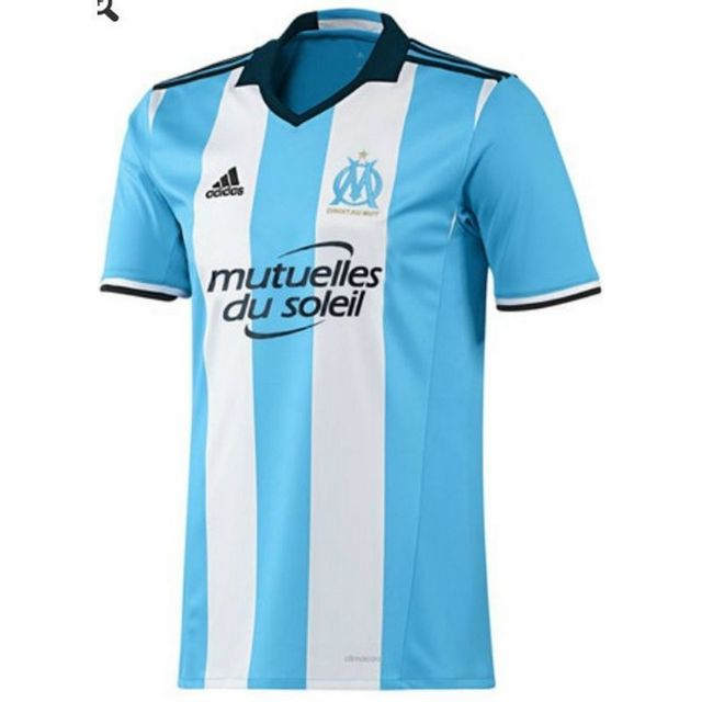 Adidas performance - aillot de l'olympique de marseille third 2016/2017