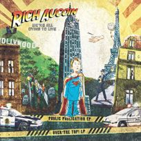 Platinum - Rich Aucoin - We're all dying to live Vynil