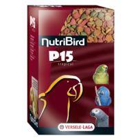 Nutribird - Alimentation P15 Tropical Versele Laga pour oiseaux Sac 4 kg