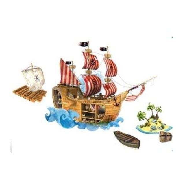 Janod - Magneti'stick : Pirates