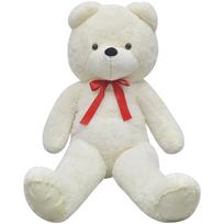 Vidaxl - Ours en peluche doux Xxl 175 cm blanc