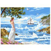 Ksg - Peinture au numéro pour Initiés : L'appel de la mer