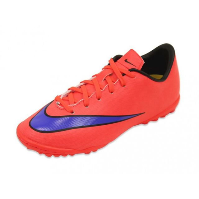 Mercurial Victory V Tf Jr Rge Chaussures Football Garçon Multicouleur 33