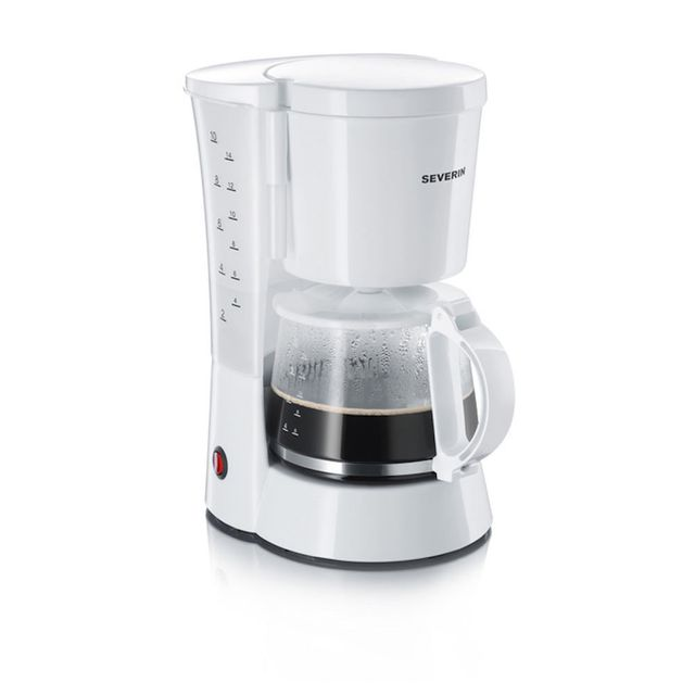 SEVERIN CAFETIERE BLANC 800 W 4488
