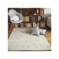 ART FOR KIDS - Tapis CONSTELLATION TOILES Tapis Enfants par bleu 120 x 170 cm