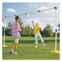 Mondo - Set multi-sports - 5 en 1 : Filet,ballon et raquettes