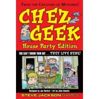 Steve Jackson Games - Chez Geek House Party Edition