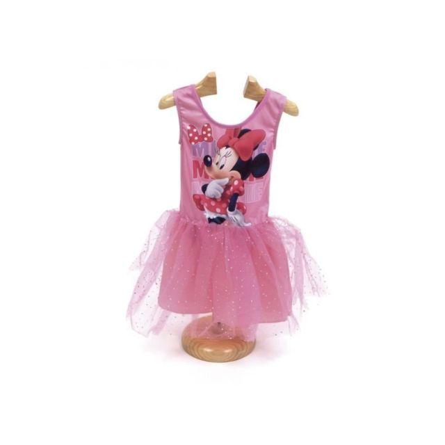 Disney Tenue de Danse Minnie Mouse Ballet Pour Enfants de 2, 4 et 6 ans