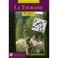 Editions Sutton - La Touraine en mots croisés