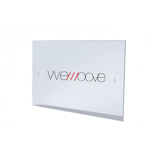 Wemoove Tv Miroir 48 cm Wmfmtv190S Tv Full Miroir Etanche Hp intégrés