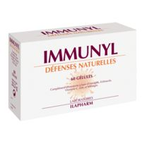 Ilapharm - Immunyl - Défenses naturelles - Défenses naturelles - Programme recommandé de 90 jours 3 boîtes