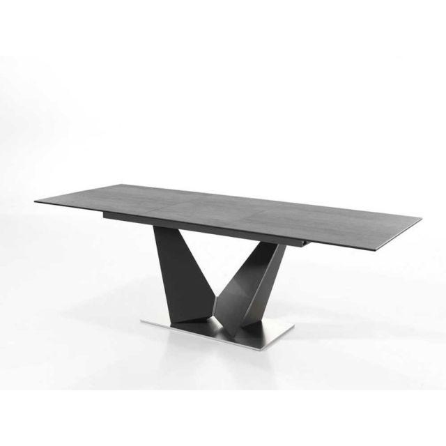 Meubles Europeens Table céramique moderne