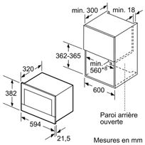 four micro onde encastrable achat micro onde encastrable. Black Bedroom Furniture Sets. Home Design Ideas