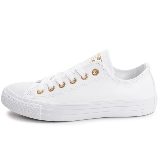 converses blanches pas cher