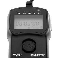Jjc - Télécommande Déclencheur Intervallometre pour Pentax