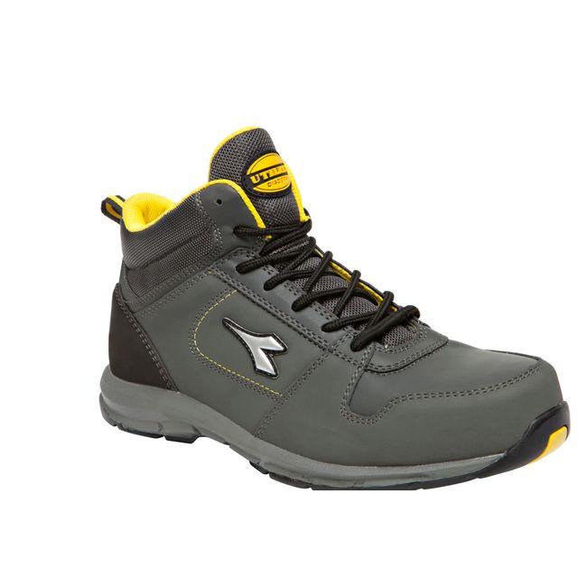 Chaussure de sécurité haute D brave Hi S3 Src Hro Gris 172029750680