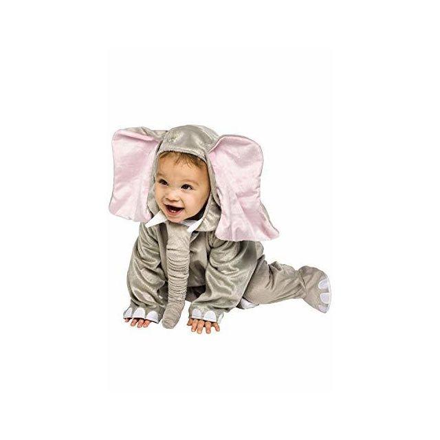 Fun World Cuddly Elephant Infant Costume-6-12