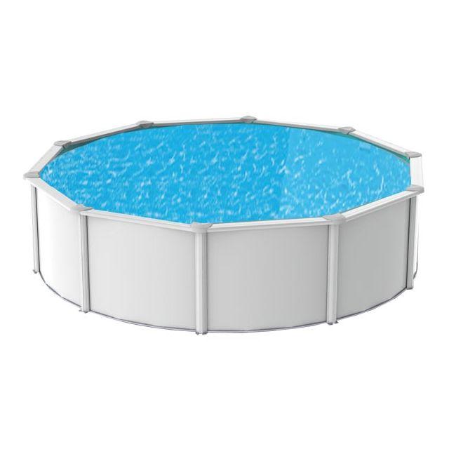 Trigano piscine m tal hors sol saphir c8710 1 4 95x1 - Piscine hors sol acier pas cher ...