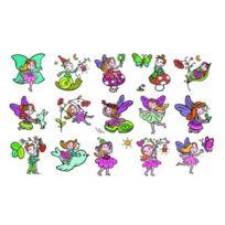 Aladine - Tampons Stampo Kids : Elfes
