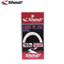 Shout - Tresse Pour Assist Hook Assist Pe