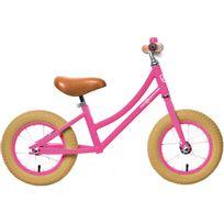 "Rebel Kidz - Vélo Enfant - Air Classic - Draisienne - 12,5"" rose"