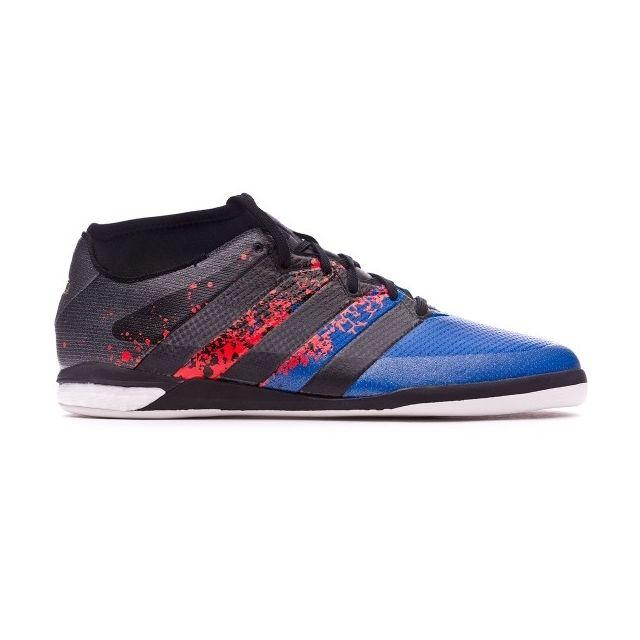 cheaper ea5aa b297b Adidas performance - adidas Ace 16.1 Street Paris Black-Blue