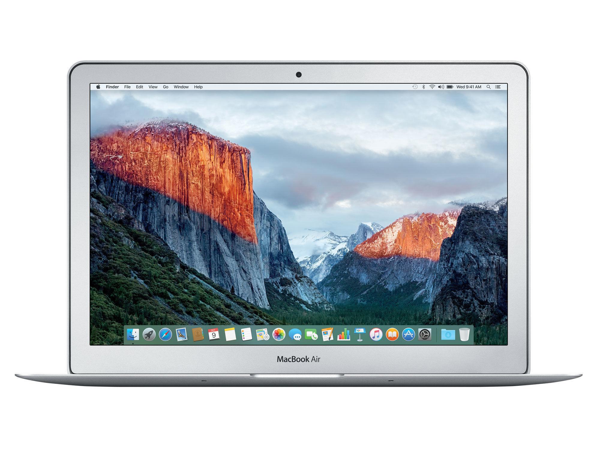 MacBook Air 13 - MMGF2F/A - 128 Go - Argent