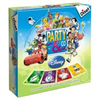 Diset - 46199 Jeu de Société Party et Co Disney Français Nouveau