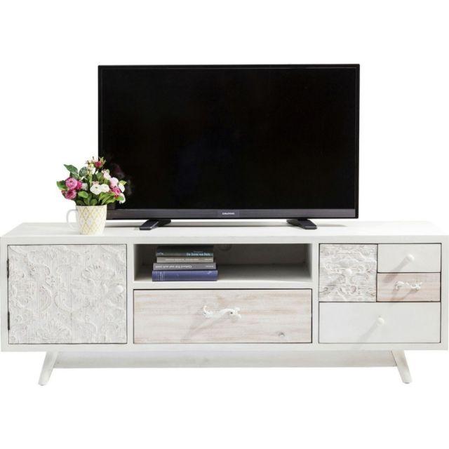 Karedesign Meuble Tv Sweet Home Kare Design Pas Cher Achat