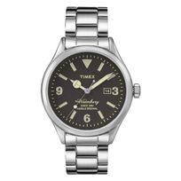 Timex - The Heritage Waterbury Date Acier