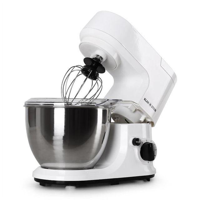 KLARSTEIN Carina Bianca Robot de cuisine 800W 4 L