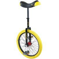Qu-ax - Vélo Enfant - Profi Isis - Monocycle - jaune/noir