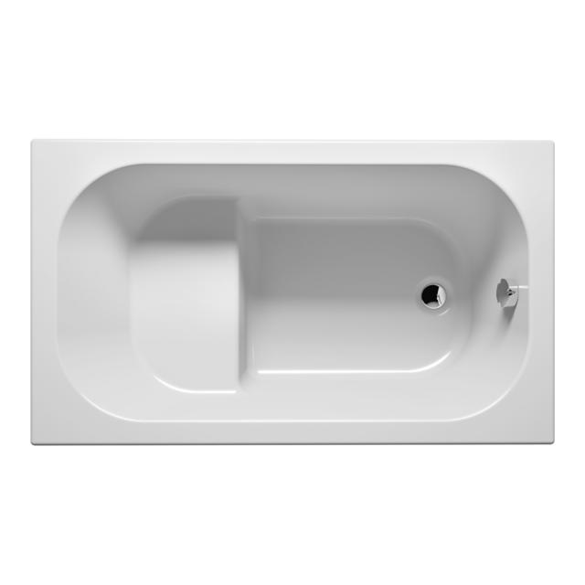 riho baignoire acrylique kely petit 120x70 cm 120cm x 70cm pas cher achat vente baignoire. Black Bedroom Furniture Sets. Home Design Ideas