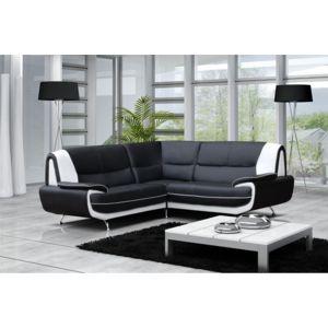 chloe design canap angle moderne droit ou gauche jenna simili cuir achat vente canap s pas. Black Bedroom Furniture Sets. Home Design Ideas