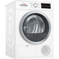 Bosch - Sèche-linge à condensation - B - 9 Kg - 64 dB A 59.8 cm - Blanc