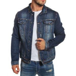Veste en jeans homme pas cher