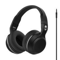 SKULLCANDY - Casque audio noir SKHEBT S6HBGY-374