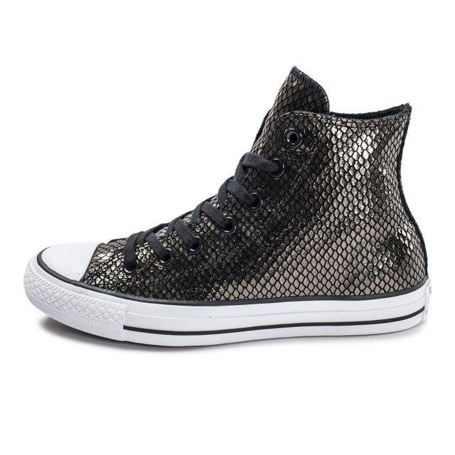 1da2f20d16a60 Converse - Chuck Taylor All-star 2 Hi Metallic Snake - pas cher ...