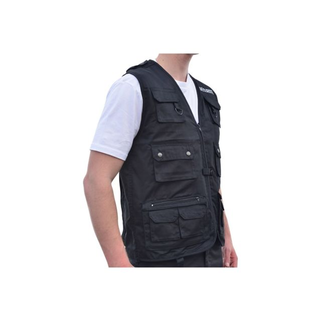 Cityguard Reporter Cam Vest