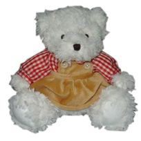 Gire - Peluche madame Ours