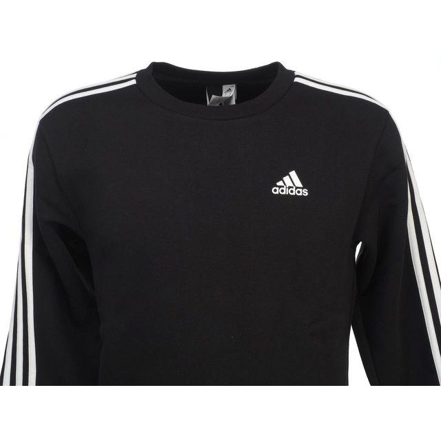 Adidas Sweat Ess 3s crew black sw Noir 57825 3XL pas
